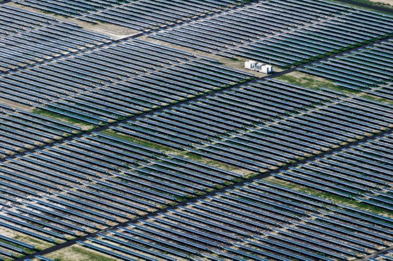 Recurrent Energy - PG&E Kansas South Panels -1